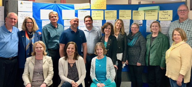 Lakeville Arts Center Friends Board